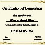 Beautiful Certificate Templates