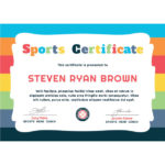 Free Kids Certificate Templates