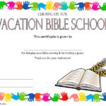 Free School Certificate Templates