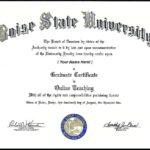 Star Naming Certificate Template