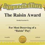 Funny Certificates For Employees Templates