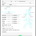 Carotid Ultrasound Report Template