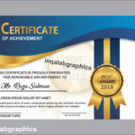 Design A Certificate Template