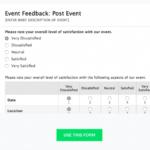 Event Debrief Report Template