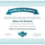 Felicitation Certificate Template