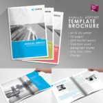 Free Annual Report Template Indesign