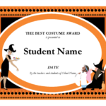 Free Certificate Templates For Word 2007