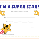 Good Job Certificate Template