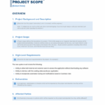 It Support Report Template