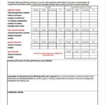 Quarterly Report Template Small Business