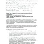 Conference Summary Report Template