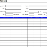 Expense Report Template Xls