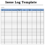It Report Template For Word