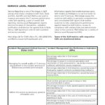 Technical Support Report Template