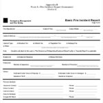Blank Autopsy Report Template