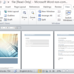 Cover Page Of Report Template In Word