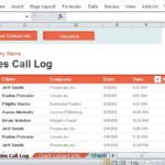 Sales Call Reports Templates Free