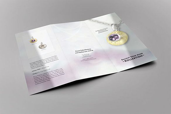 E Brochure Templates Free Download