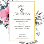 Invitation Card Templates Free