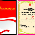 Invitation Cards Templates