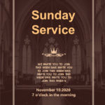 Invitation Templates Church