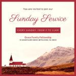 Invitation Templates Church