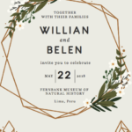 Invitation Templates Online