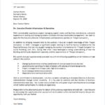 Letter Template Australia