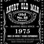 Blank Jack Daniels Label Template