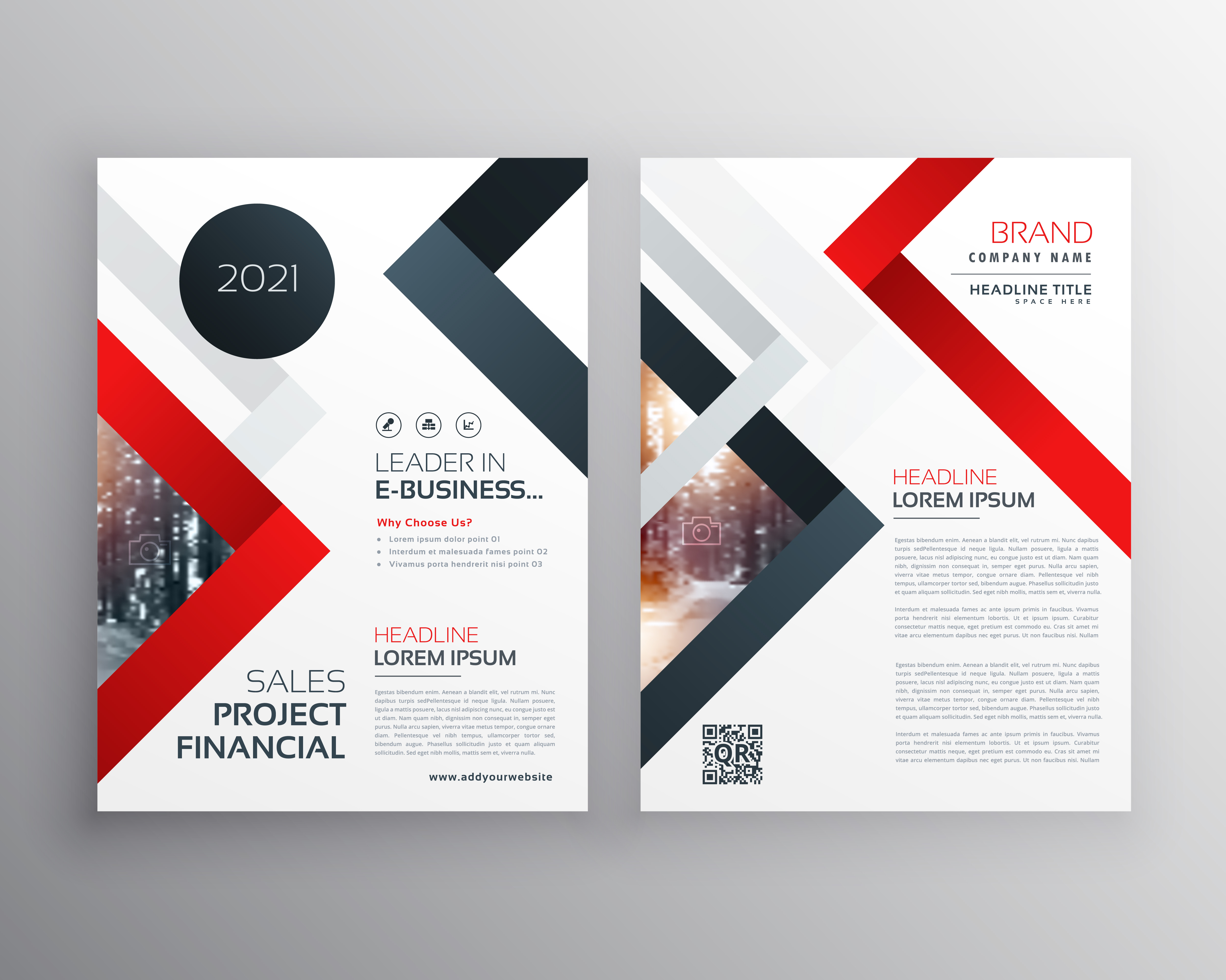 Brochure Templates Business