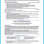 Resume Template Data Science