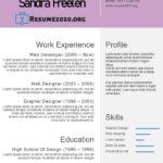 Resume Templates Best 2020