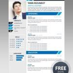 Resume Templates Docx