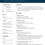 Resume Templates Download Word