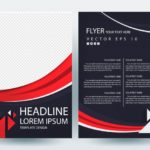 Brochure Template Background