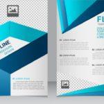 Brochure Template Blue