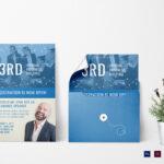 Business E-Invitation Templates