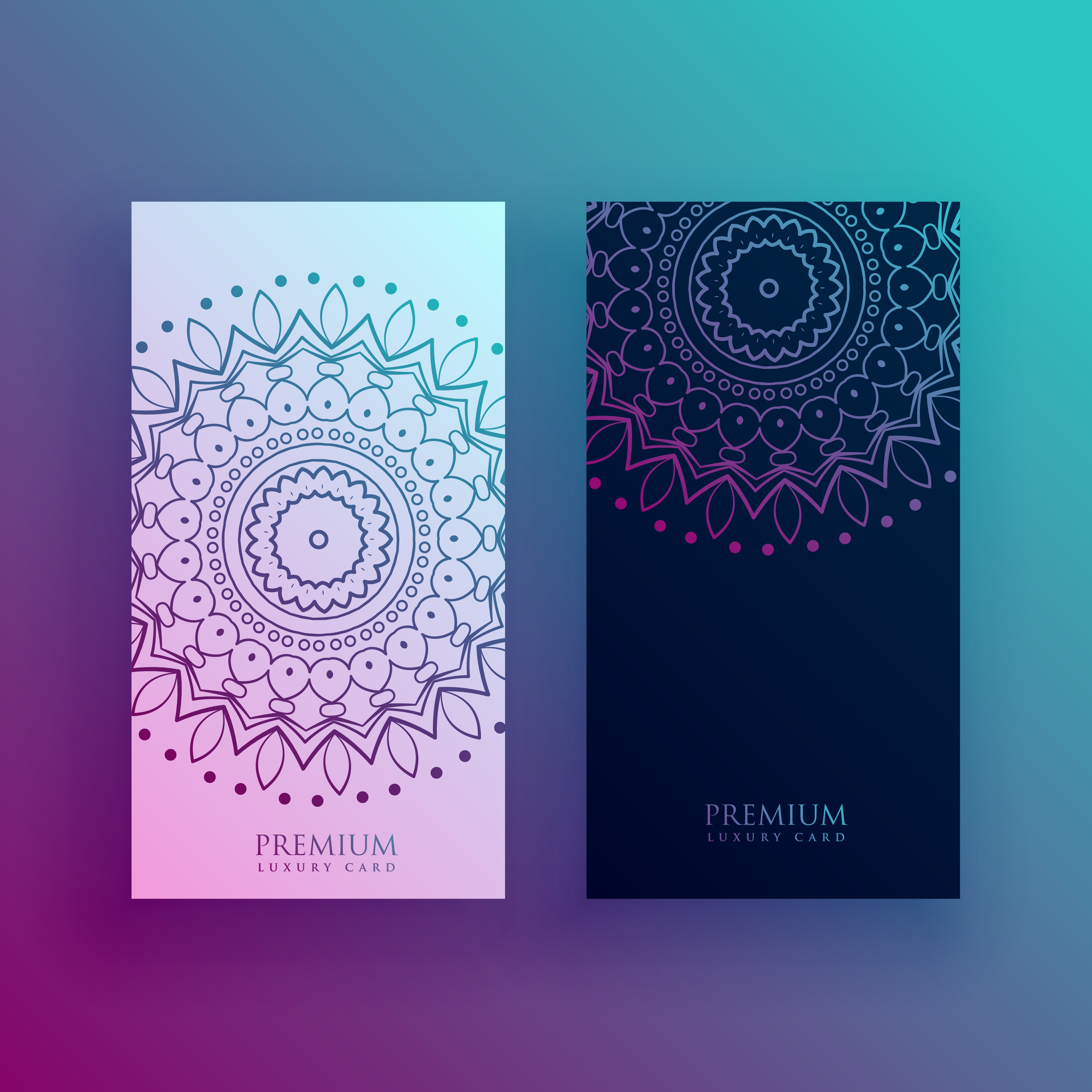 Card Decoration Templates