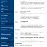 Cv Templates Online Free Download