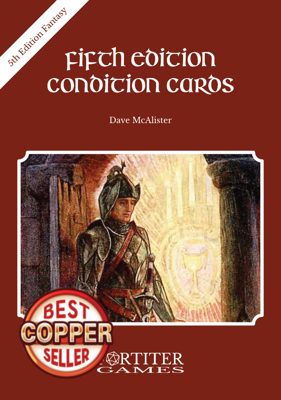D&D Card Templates