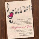 E Invitation Card Templates