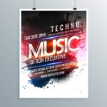Free Banner Templates Music