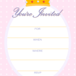 Invitation Templates Free Online