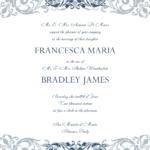 Marriage E-Invitation Templates