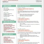 Resume Templates Free Word