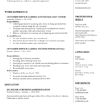 Resume Templates Help