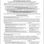 Resume Templates Human Resources