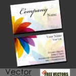 Templates Card Vector Free