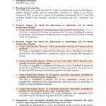 M&E Report Template Doc