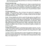 Report Template Executive Summary